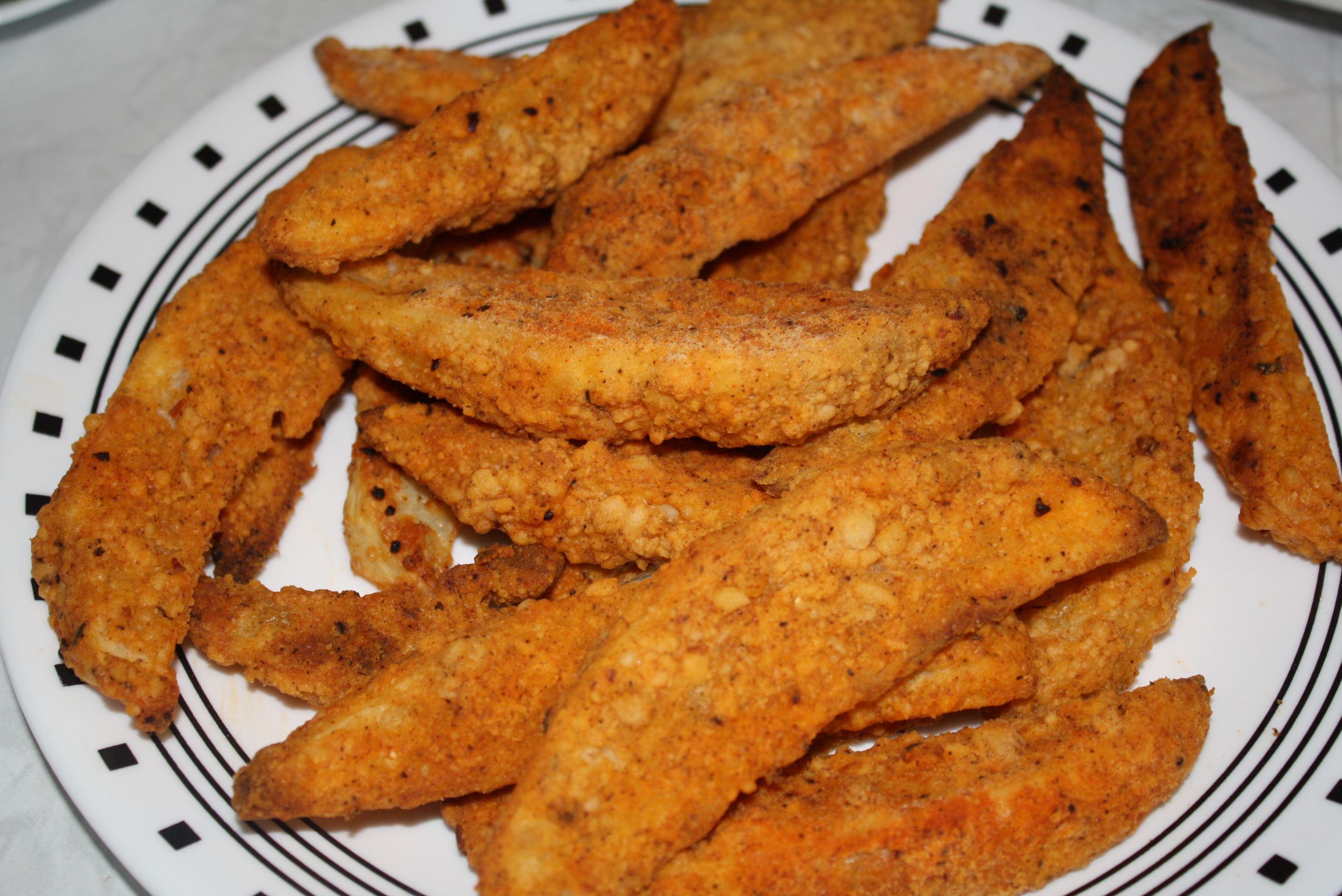 Potato Wedges | Baking JennFried Potato Wedges Kfc